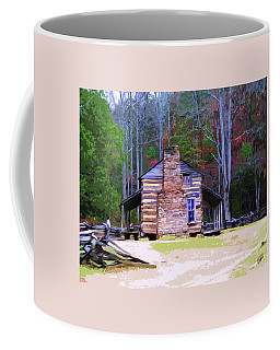 A Place In The Woods Coffee Mug