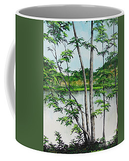 A Place Of Refuge Coffee Mug