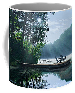 A Place To Ponder Coffee Mug