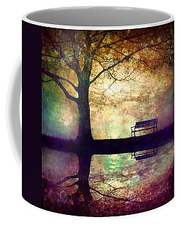 A Place To Rest In The Dark Coffee Mug
