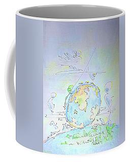 A Planet Remembered Coffee Mug