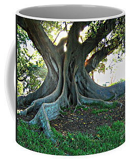 A Poem As Lovely As A Tree Coffee Mug