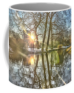 A Pond In Rotterdam Coffee Mug