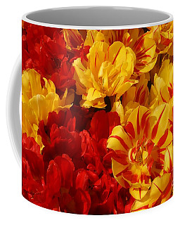 A Pop Of Color Coffee Mug by Sheila Ping
