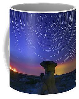 A Portal To Bisti Badlands Coffee Mug