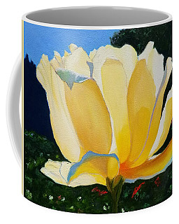 A Portland Rose Coffee Mug