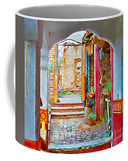 A Pozos Interior Coffee Mug