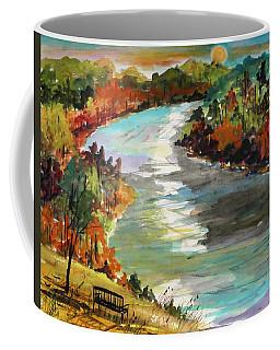 A Private View Coffee Mug