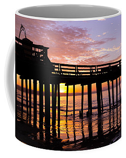 A Quiet And Beautiful Start Coffee Mug