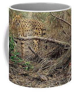 A Quiet Approach Coffee Mug