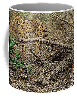 A Quiet Approach Coffee Mug