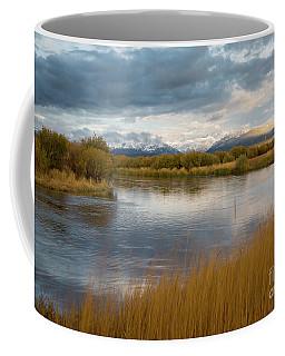 A Quiet Evening Coffee Mug