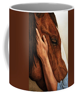 A Quiet Moment Coffee Mug by Pat Erickson