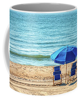 A Quiet Place In Spring Lake Coffee Mug