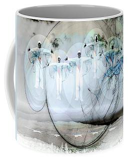 A Rainbow Of Souls Coffee Mug