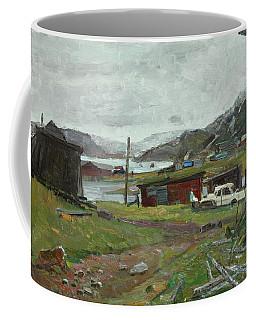 A Rainy Night Coffee Mug