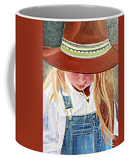 A Real Cowgirl Coffee Mug