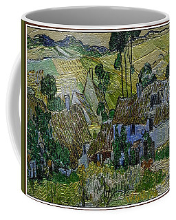 A Replica Of A Painting  Of Van Gogh Coffee Mug by Pemaro