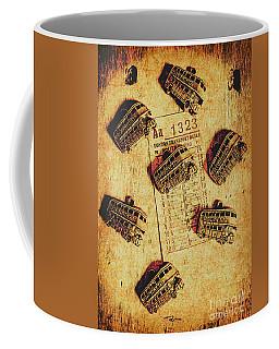 A Return To Old London Coffee Mug