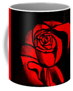 A Rose For Delilah  Coffee Mug