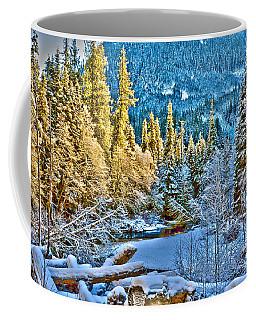 A River Runs Down It Coffee Mug