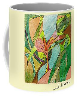 A River Runs Through Coffee Mug