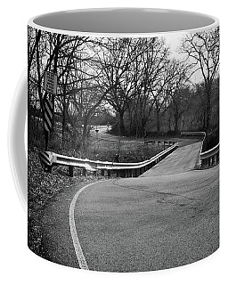 A Road Less Traveled Coffee Mug