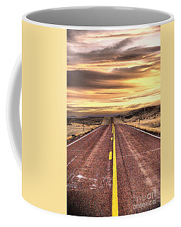 A Road That Never Ends Coffee Mug