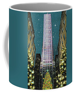 A Rocking Christmas Coffee Mug