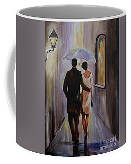 A Romantic Stroll Coffee Mug