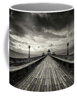 A Romantic Walk To The Past Coffee Mug