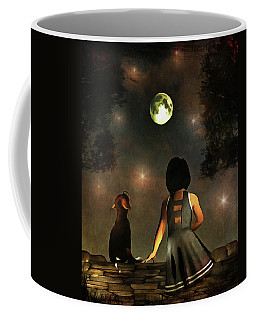 A Romantic Meeting Coffee Mug