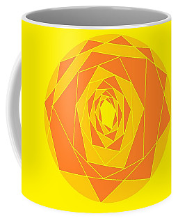 A Rose By Any Other Name 1 Coffee Mug by Linda Velasquez