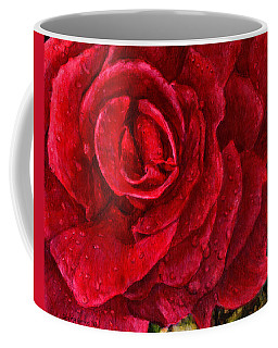 A Rose For My Love Coffee Mug