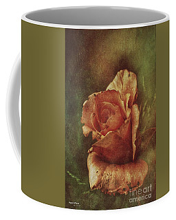 A Rose From Long Ago Coffee Mug