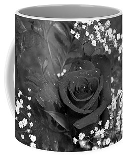 A Rose Is Still A Rose Coffee Mug by Marie Neder