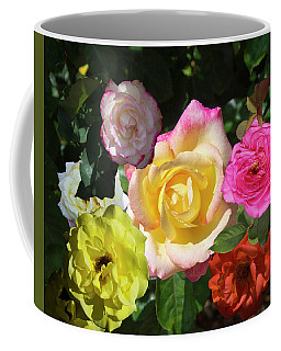 A Rose Of A Different Color Coffee Mug