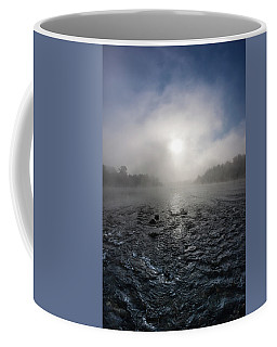 A Rushing River Coffee Mug