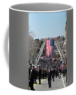 A Sad Day. Coffee Mug