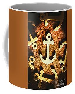 A Sailors Badge Coffee Mug