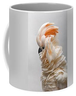 A Salmon-crested Cockatoo Coffee Mug