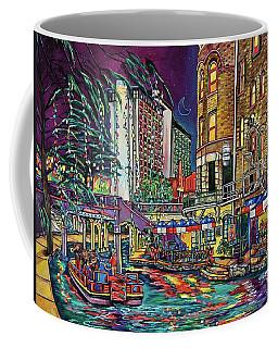 A San Antonio Christmas Coffee Mug