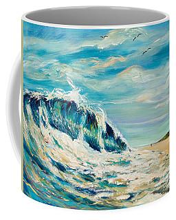 A Sandpiper's View Coffee Mug