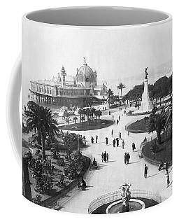 A Scene In Nice, France Coffee Mug