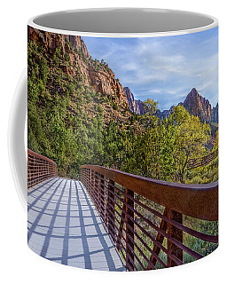 A Scenic Hike Coffee Mug