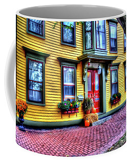 Coffee Mug featuring the photograph A Scent Of Autum by Adrian LaRoque