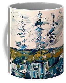 A Scrape Of Pines Coffee Mug