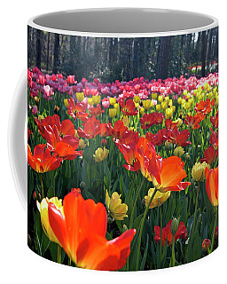 A Sea Of Color Coffee Mug