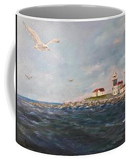 A Seagull's View Coffee Mug