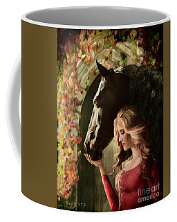 A Secret Passage Coffee Mug